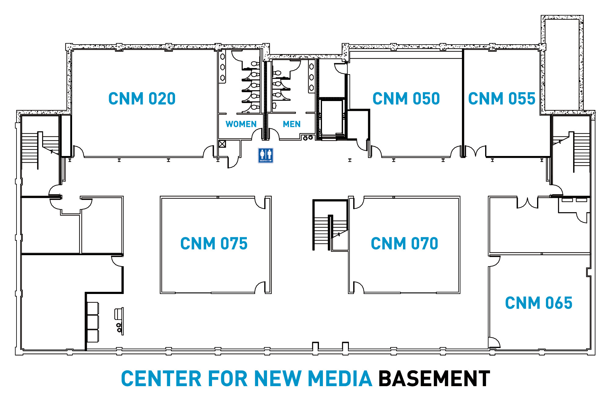 Center for New Media Map - Kalamazoo Valley Community College on kvcc texas township campus map, chemeketa community college campus map, kvcc groves campus center map,