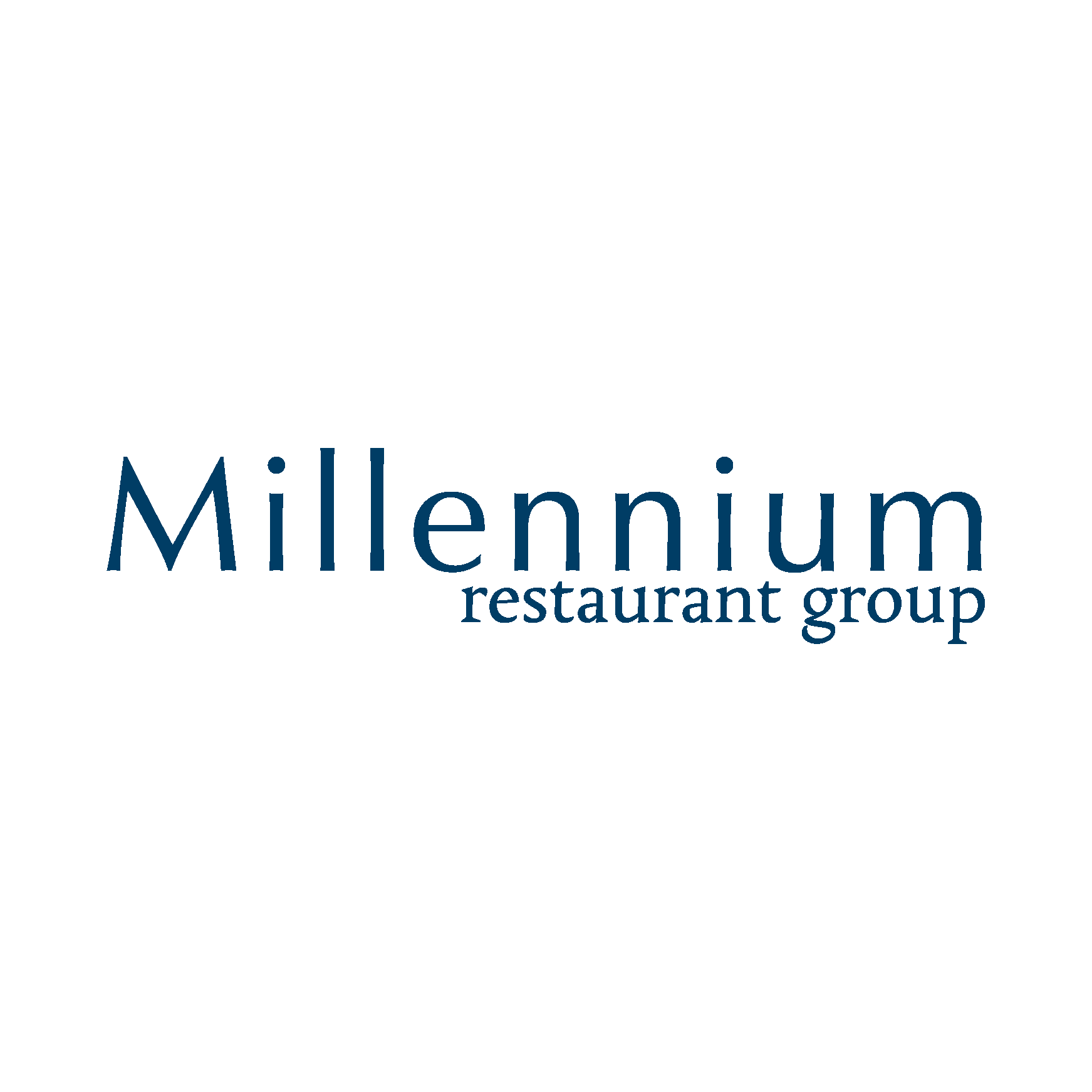 Millennium Restaurant Group Logo
